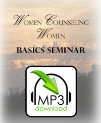 WCW Basics Seminar Audio Download